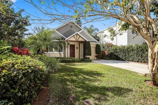 1934 Bougainvillea Street, Sarasota, FL 34239 (MLS #A4461904) :: Rabell Realty Group