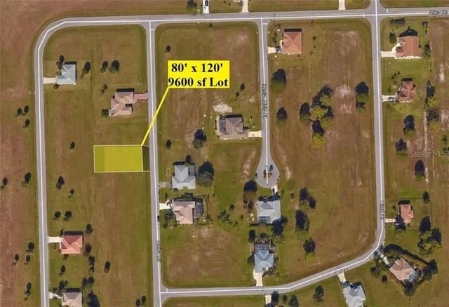 16379 Alcira Circle, Punta Gorda, FL 33955 (MLS #A4461936) :: Team Bohannon Keller Williams, Tampa Properties