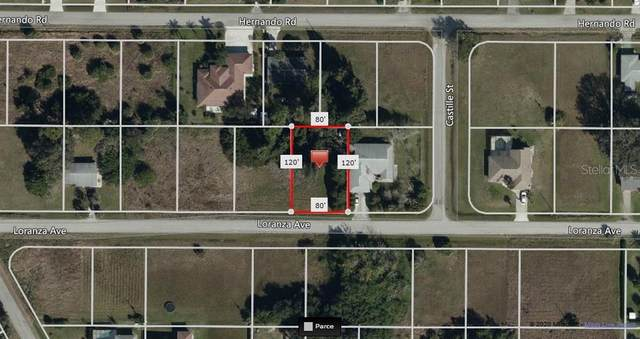 Loranza Avenue, North Port, FL 34287 (MLS #A4462075) :: The Duncan Duo Team