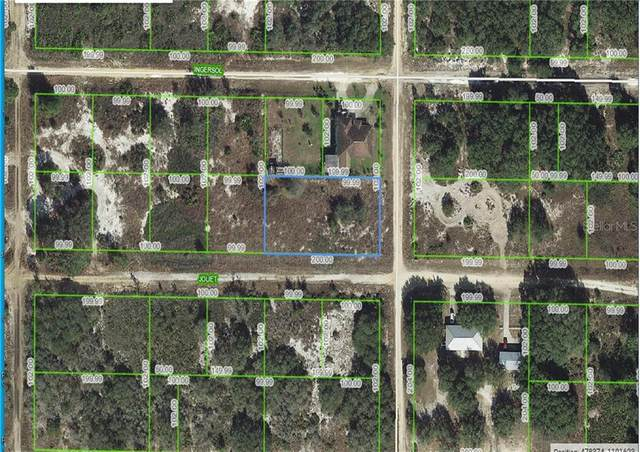 2822 W Joliet Road, Avon Park, FL 33825 (MLS #A4462199) :: Alpha Equity Team