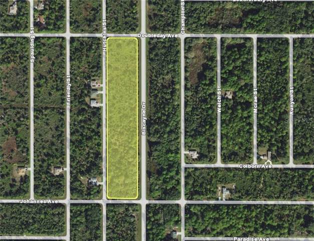 301 Biscayne Drive, Port Charlotte, FL 33953 (MLS #A4462267) :: The Duncan Duo Team