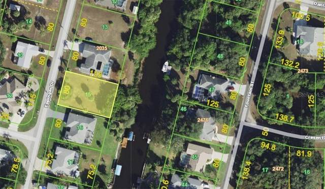 124 Eppinger Drive, Port Charlotte, FL 33953 (MLS #A4462288) :: Armel Real Estate