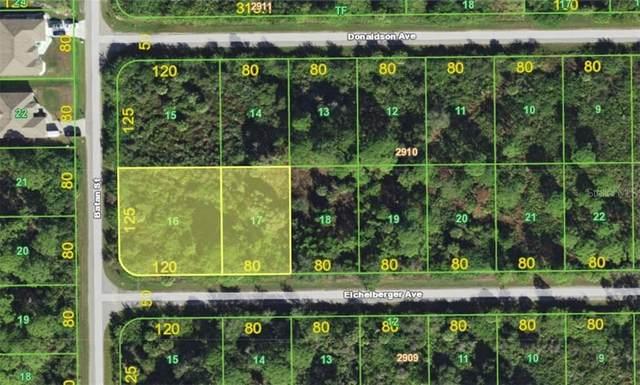 13128 & 13138 Eichelberger Avenue, Port Charlotte, FL 33953 (MLS #A4462289) :: Griffin Group