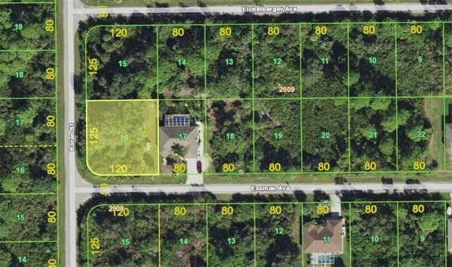13128 Essman Avenue, Port Charlotte, FL 33953 (MLS #A4462291) :: Griffin Group