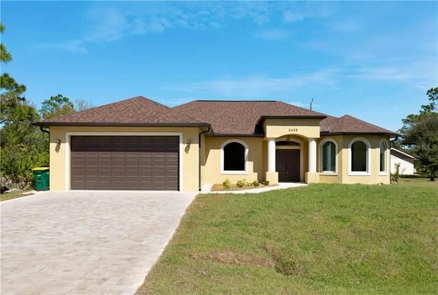 5408 Gillot Boulevard, Port Charlotte, FL 33981 (MLS #A4462387) :: Cartwright Realty