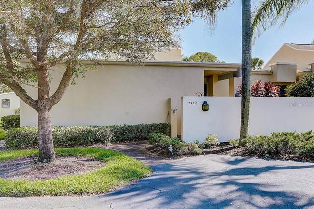 2319 Lakeside Mews B3, Sarasota, FL 34235 (MLS #A4462396) :: McConnell and Associates