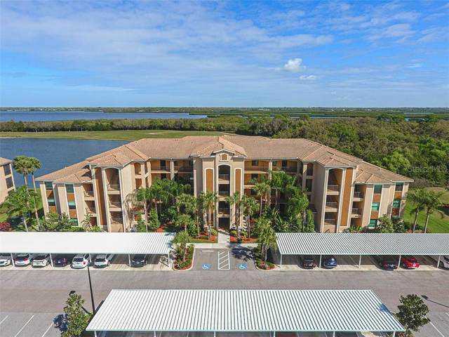 6519 Grand Estuary Trail #308, Bradenton, FL 34212 (MLS #A4462432) :: Burwell Real Estate