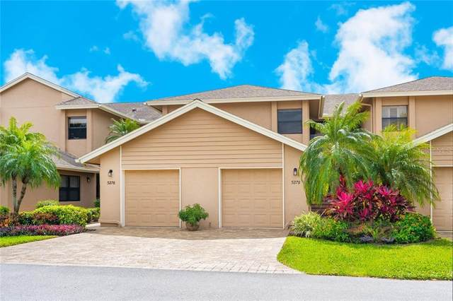 5278 Heron Way #202, Sarasota, FL 34231 (MLS #A4462492) :: McConnell and Associates