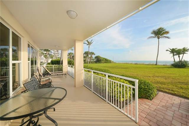 601 Longboat Club Road 101S, Longboat Key, FL 34228 (MLS #A4462502) :: Team Buky