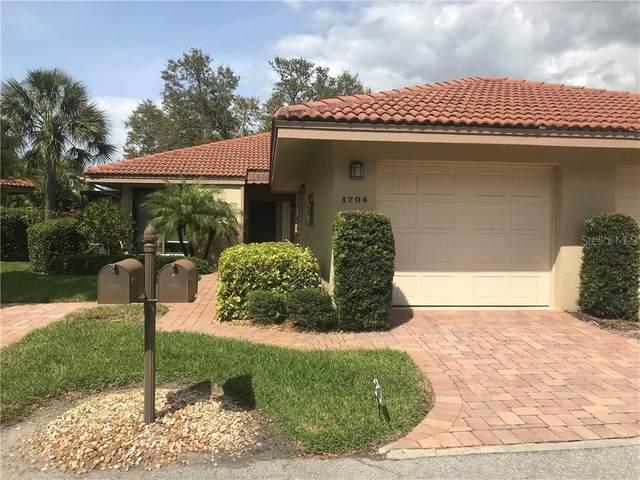 1704 Kestral Park Drive #57, Sarasota, FL 34231 (MLS #A4462512) :: McConnell and Associates