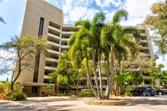 5880 Midnight Pass Road #911, Sarasota, FL 34242 (MLS #A4462559) :: Team Buky