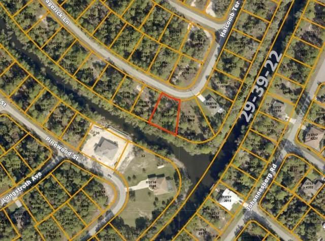 Hagerick Lane, North Port, FL 34288 (MLS #A4462610) :: Team Bohannon Keller Williams, Tampa Properties