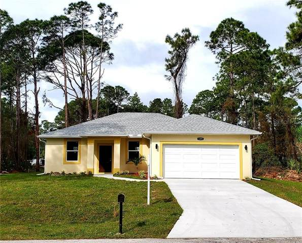 1391 Mosaic Street, North Port, FL 34288 (MLS #A4462629) :: Team Bohannon Keller Williams, Tampa Properties