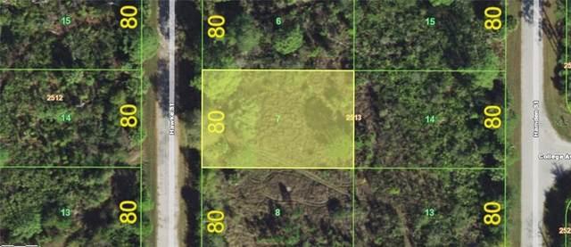 148 Hawke Street, Port Charlotte, FL 33953 (MLS #A4462642) :: Baird Realty Group