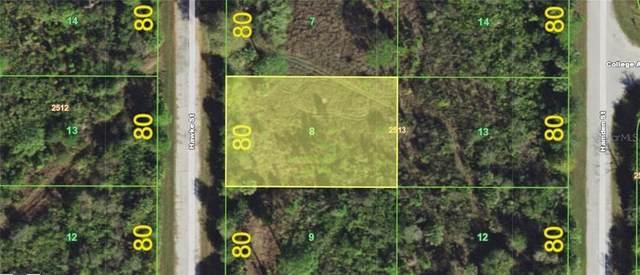156 Hawke Street, Port Charlotte, FL 33953 (MLS #A4462643) :: Baird Realty Group