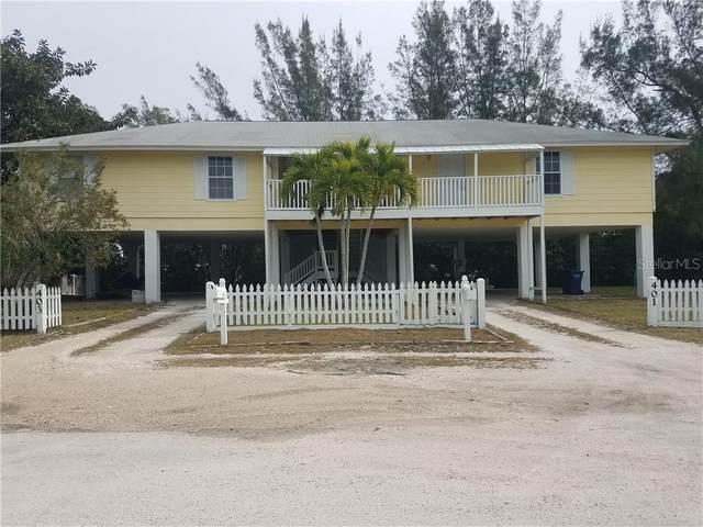 401 Clark Lane, Holmes Beach, FL 34217 (MLS #A4462735) :: Team Buky