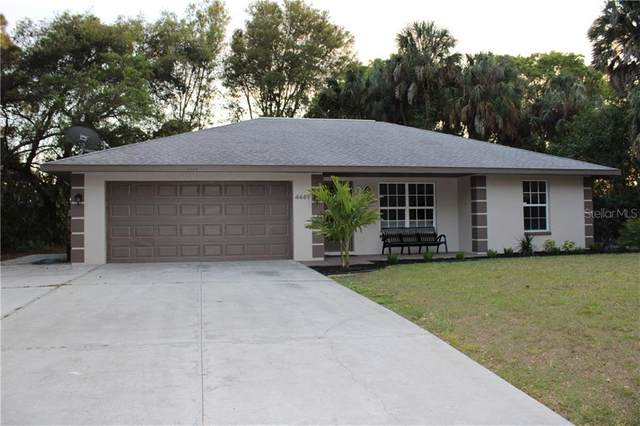 4449 Towton Lane, North Port, FL 34287 (MLS #A4462924) :: The Duncan Duo Team