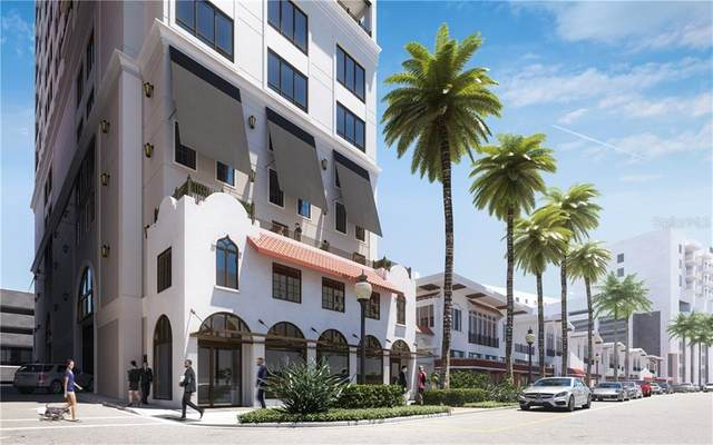 33 S Palm Avenue #1302, Sarasota, FL 34236 (MLS #A4462949) :: Delta Realty Int