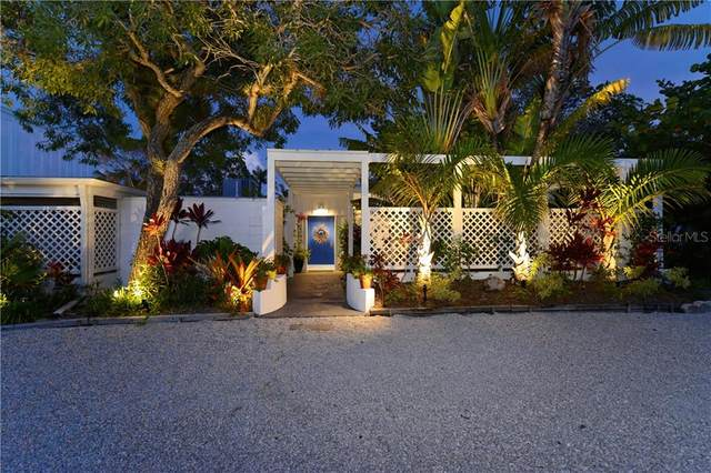 558 Bayview Drive, Longboat Key, FL 34228 (MLS #A4462971) :: Medway Realty