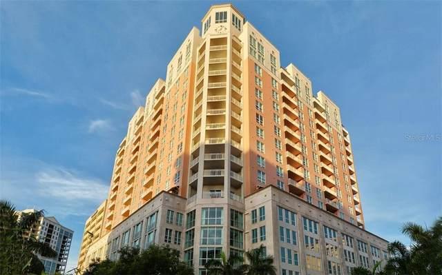 1350 Main Street #1200, Sarasota, FL 34236 (MLS #A4463105) :: Baird Realty Group