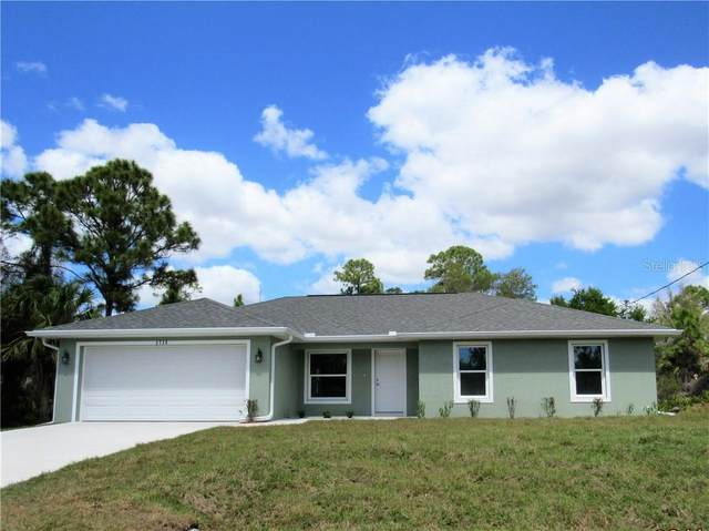 5055 Hightower Road, North Port, FL 34288 (MLS #A4463130) :: The Duncan Duo Team
