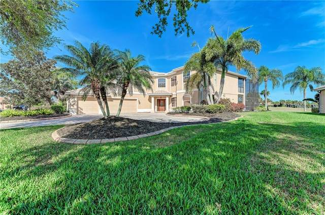 7551 Camden Harbour Drive, Bradenton, FL 34212 (MLS #A4463135) :: The Paxton Group