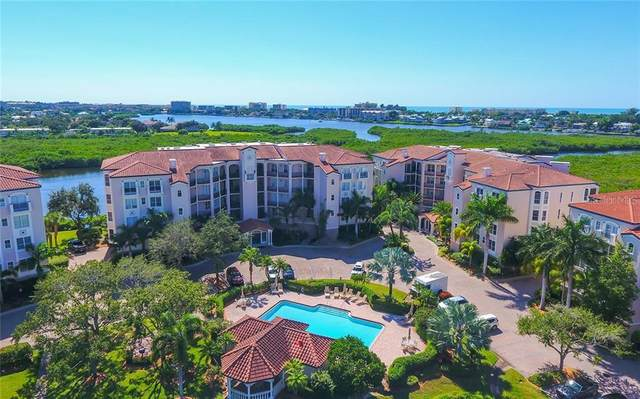 5440 Eagles Point Circle #205, Sarasota, FL 34231 (MLS #A4463165) :: McConnell and Associates