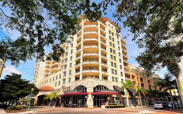 100 Central Avenue A401, Sarasota, FL 34236 (MLS #A4463296) :: Alpha Equity Team