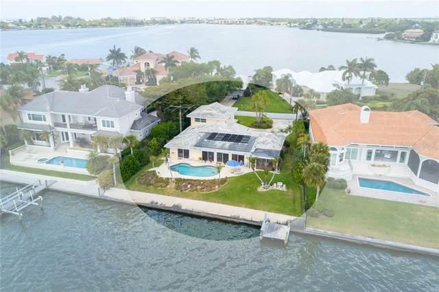 1572 Caribbean Drive, Sarasota, FL 34231 (MLS #A4463516) :: The Duncan Duo Team