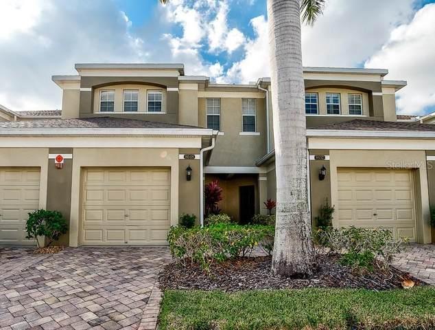 8648 Karpeal Drive #204, Sarasota, FL 34238 (MLS #A4463530) :: McConnell and Associates