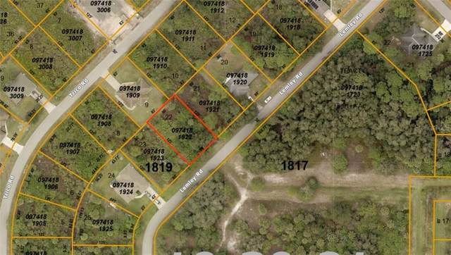 0974181922 Lemley Road, North Port, FL 34287 (MLS #A4463573) :: The Duncan Duo Team