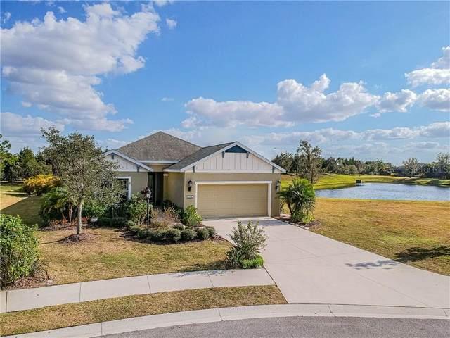 12092 Longview Lake Circle, Bradenton, FL 34211 (MLS #A4463612) :: Medway Realty