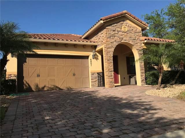 8451 Prestbury Drive, Orlando, FL 32832 (MLS #A4463634) :: Cartwright Realty