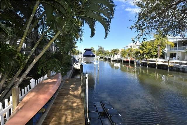 58 Island Circle, Sarasota, FL 34242 (MLS #A4463710) :: The Duncan Duo Team
