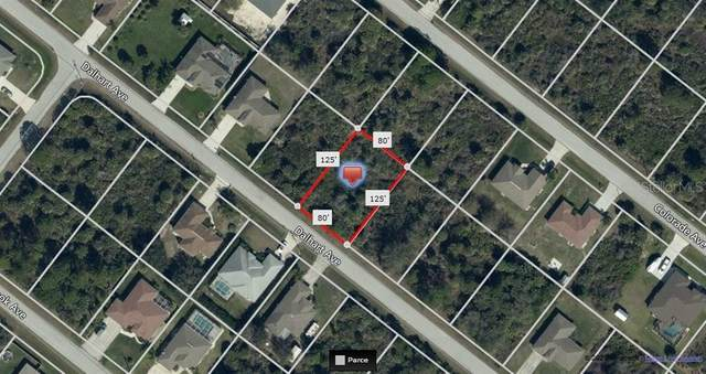 Dalhart Avenue, North Port, FL 34286 (MLS #A4463718) :: The Duncan Duo Team