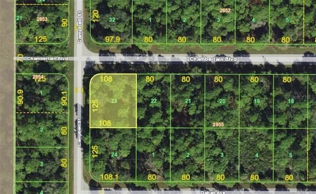 12023 Chamberlain Boulevard, Port Charlotte, FL 33953 (MLS #A4463768) :: Baird Realty Group