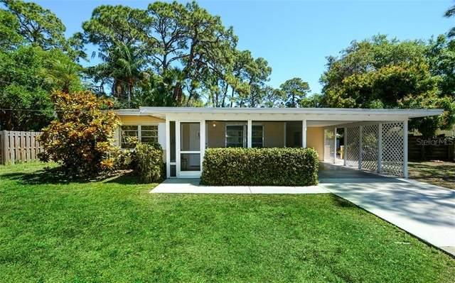 6217 Elmwood Avenue, Sarasota, FL 34231 (MLS #A4463949) :: The Duncan Duo Team