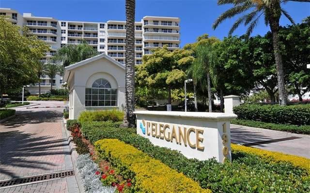1800 Benjamin Franklin Drive B1009, Sarasota, FL 34236 (MLS #A4463964) :: Dalton Wade Real Estate Group