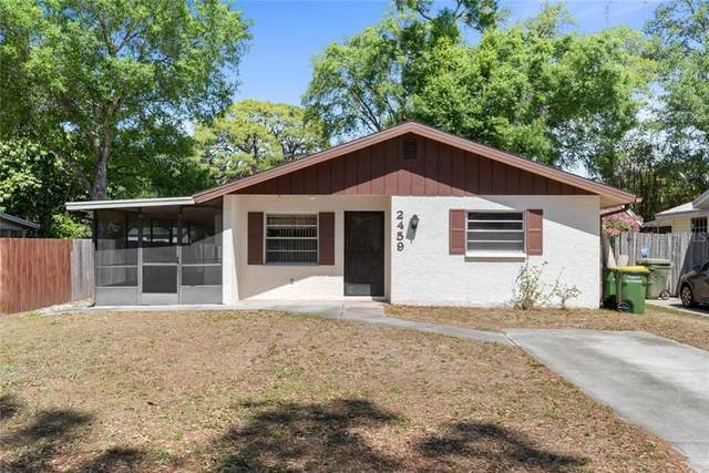 2459 Prospect Street, Sarasota, FL 34239 (MLS #A4463988) :: The Paxton Group