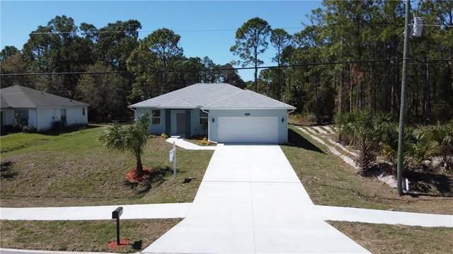 1643 Jeannin Drive, North Port, FL 34288 (MLS #A4464017) :: Team Bohannon Keller Williams, Tampa Properties
