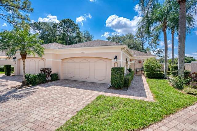 5447 Chanteclaire #74, Sarasota, FL 34235 (MLS #A4464035) :: McConnell and Associates