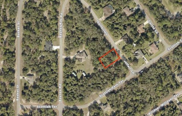 Golfair Lane, North Port, FL 34288 (MLS #A4464054) :: Medway Realty