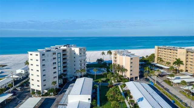 5830 Midnight Pass Road #201, Sarasota, FL 34242 (MLS #A4464080) :: The Paxton Group