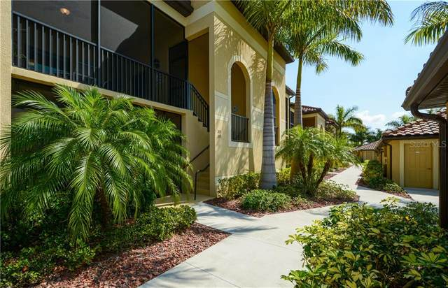 6611 Grand Estuary Trail #203, Bradenton, FL 34212 (MLS #A4464092) :: Cartwright Realty