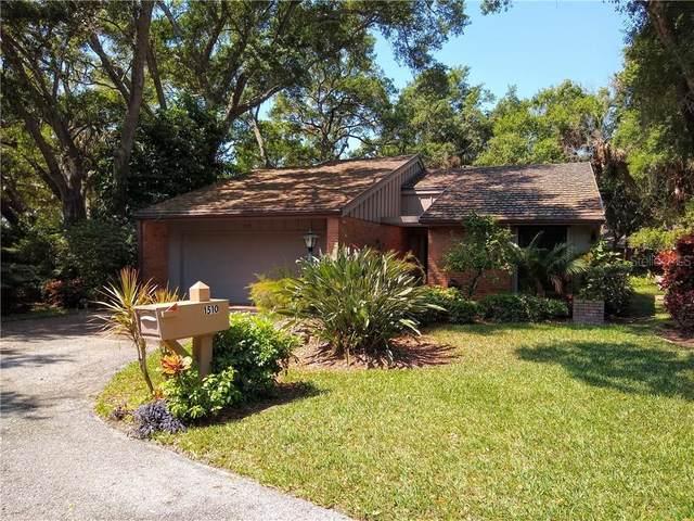 1510 Blue Oak Ln, Bradenton, FL 34209 (MLS #A4464095) :: The Paxton Group