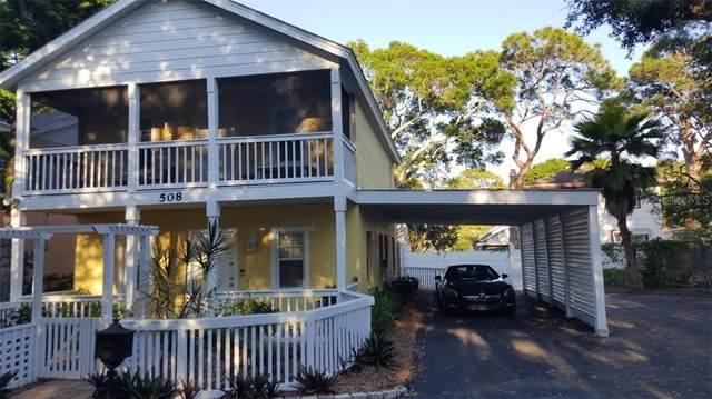 508 Howard Court, Sarasota, FL 34236 (MLS #A4464109) :: Alpha Equity Team