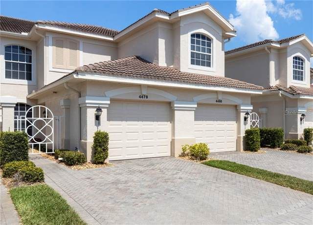 4478 Streamside Court #1506, Sarasota, FL 34238 (MLS #A4464121) :: McConnell and Associates