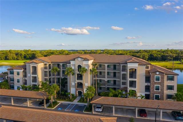 16706 Vardon Terrace #308, Bradenton, FL 34211 (MLS #A4464130) :: The Duncan Duo Team