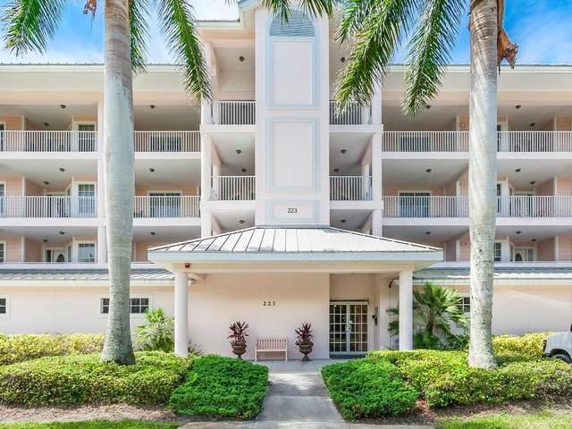 223 Hidden Bay Drive #404, Osprey, FL 34229 (MLS #A4464131) :: Keller Williams on the Water/Sarasota