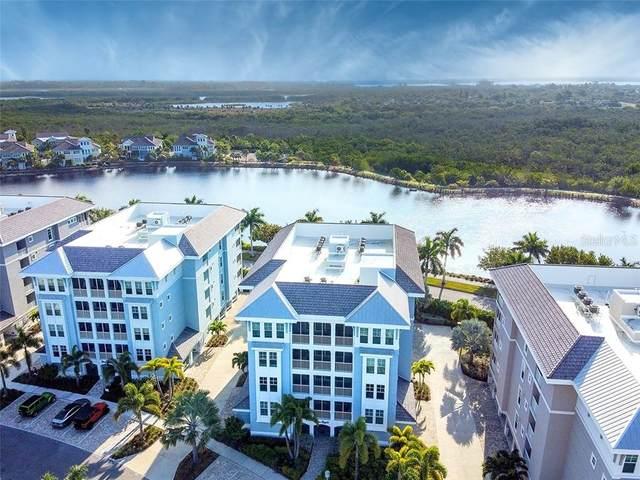 391 Aruba Circle #402, Bradenton, FL 34209 (MLS #A4464166) :: The Paxton Group